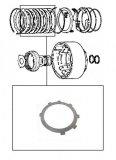 STEEL PLATE <br> B0 & Overdrive Brake