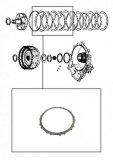 STEEL  PLATE <br> Reverse Clutch