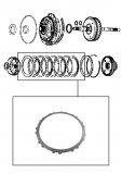 STEEL  PLATE / UNDERDRIVE 123x1,80x20T