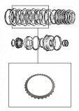 STEEL PLATE / FORWARD 110x1,60x32T