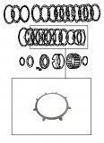 STEEL PLATE / OVERRUN CLUTCH 113x1,60x8T