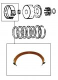 BRAKE BAND / NON TURBO 1987-1998
