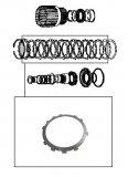STEEL  PLATE / LOW & REVERSE 140x2,00x11T
