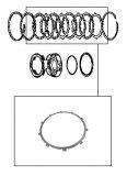STEEL PLATE / LOW & REVERSE 139x2,00x10T