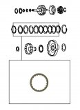 FRICTION / HIGH CLUTCH 104x1,60x20T 1,6Ltr ONLY