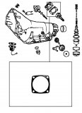 GASKET <br> Governor Cover