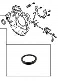 SEAL / AXLE RIGHT HAND 4WD