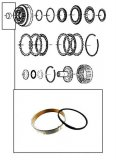 BUSHING & SEAL KIT <br> F Clutch Drum