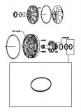 SMALL SEALING RING <br> Pump Stator