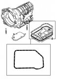 PAN GASKET / AUDI SCODA VW