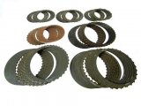 FRICTION PLATE KIT <br>1999-2001
