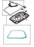 GASKET <br> Metal Pan <br> ZF Paper