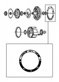 GASKET / OIL  PUMP