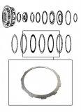 STEEL PLATE / K1 CLUTCH 154x3,50x12T