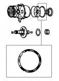 GASKET <br> Front Pump