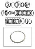 STEEL PLATE / C3  CLUTCH 150x1,80x24T