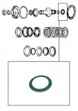 THRUST WASHER <br> Green <br> Stator Support