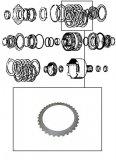 STEEL PLATE / DIRECT CLUTCH 119,38x1,78x34T