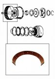 BRAKE BAND <br> Standard <br> Direct Clutch Drum