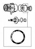 GASKET / FRONT PUMP