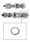 STEEL PLATE <br> B2 &  Intermediate Brake