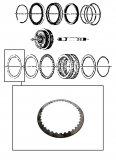 WAVED STEEL PLATE  / 3-5-REV 170x1,10x144 6T40/6T50