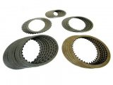 FRICTION PLATE KIT <br> Double Sided Friction