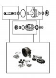 DIFFERENTIAL REPAIR KIT <br> Volvo XC90