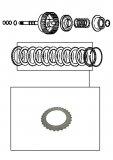 STEEL PLATE <br> K3 Clutch