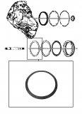 WAVY STEEL PLATE <br> 2-6 Clutch
