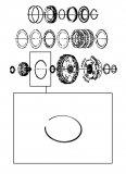CIRCLIP<br>4-5-6 Clutch