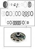 STATOR ASSEMBLY & OWC <br> Complete