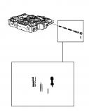 VALVE KIT <br> TCC Regulator & Isolator <br> 1991-1992