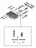 REPAIR KIT <br> Pressure Regulator <br> E17 & E18 Type