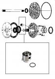 PUMP VALVE ASSEMBLY <br> Flow Control