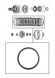 FRICTION PLATE <br> C1 Clutch