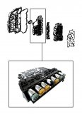 SOLENOID ASSEMBLY <br> With TCM