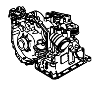 VW001<br>4-Speed Automatic Transmission<br>FWD, Electronic Control<br>Manufacturer: AG 1995-2009