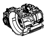 VW096, VW095, AG4 <br>4-Speed Automatic Transmission<br>FWD, Eletronic Control <br> Manufacturer: Volkswagen AG 1989-1994