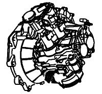 0CT, SQ100-5F <br> 5-Speed Robotised Manual Transmission <br> FWD, Manufacturer: Volkswagen AG 2011-up