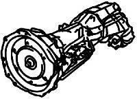 30-43LE, 30-80LE<br>4-Speed Automatic Transmission<br>RWD & AWD, Eletronic & Hydraulic Control<br>Manufacturer: Aisin Warner 1985-2013