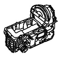 35TA<br>3-Speed Automatic Transmission<br>FWD, Hydraulic Control<br>Manufacturer: BorgWarner 1967-1982