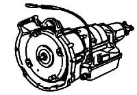ZF3HP22, 3HP22Q<br>3-Speed Automatic Transmission<br>RWD, Hydraulic Control<br>Manufacturer: ZF 1975-1991