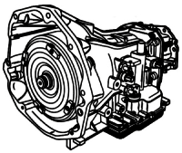 42RLE<br>4-Speed Automatic Transmission<br>RWD & AWD, Eletronic Control<br>Manufacturer: Chrysler 1995-2011