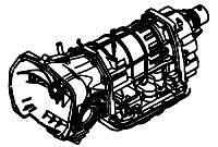 4EAT<br>4-Speed Automatic Transmission<br>RWD & AWD, Eletronic Control<br>Manufacturer: Subaru 1987-1998
