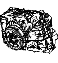 4ET50, MKA, Voltec, E-Flex<br>4-Speed Automatic Hybrid Transmission<br>FWD, Eletronic Control<br>Manufacturer: General Motors 2010-2015