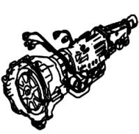 4N71B, N4AEL, L4N, JR400E<br>4-Speed Automatic Transmission<br>RWD, Electronic & Hydraulic Control<br>Manufacturer: Nissan 1971-1997