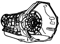 4R100, E40D<br>4-Speed Automatic Transmission<br>RWD, Eletronic Control<br>Manufacturer: Ford 1989-2004