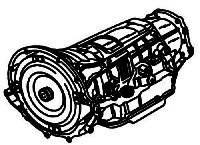 5-45RFE, 545RFE<br>5-Speed Automatic Transmission, Multi-Speed<br>RWD, Full Electronic Control<br>Manufacturer: Chrysler 2001-up