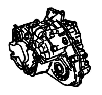 AW50-40LE, AW50-42LE, 5040LE, 5042LE<br>4-Speed Automatic Transmission<br>FWD, Eletronic Control<br>Manufacturer: Aisin Warner 1989-2007
